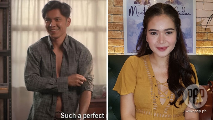 Carlo Aquino opened up about ex-girlfriend to Bela Padilla