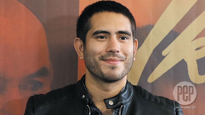 Gerald reveals condition before working again with ex-gf Kim
