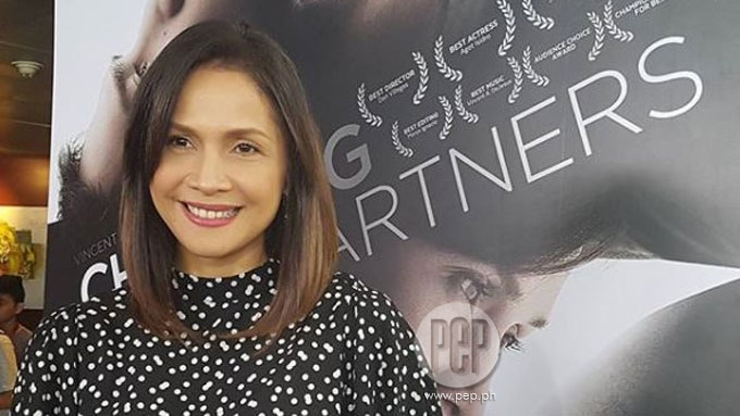 Here's why Agot Isidro agreed to do love scene at age 50