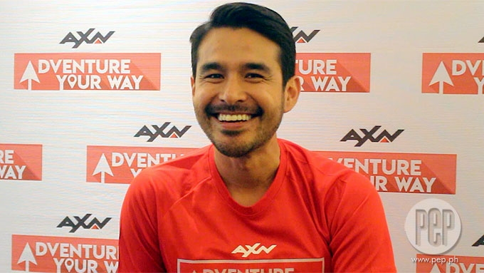 How is Atom Araullo four months after transferring to GMA?