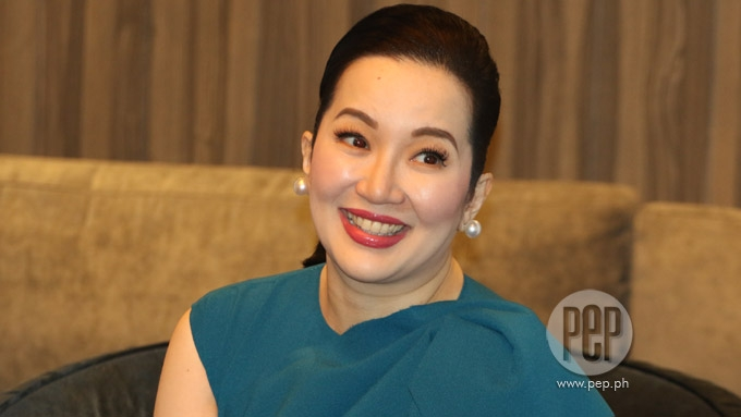 Kris Aquino believes this is why TV networks won't hire her