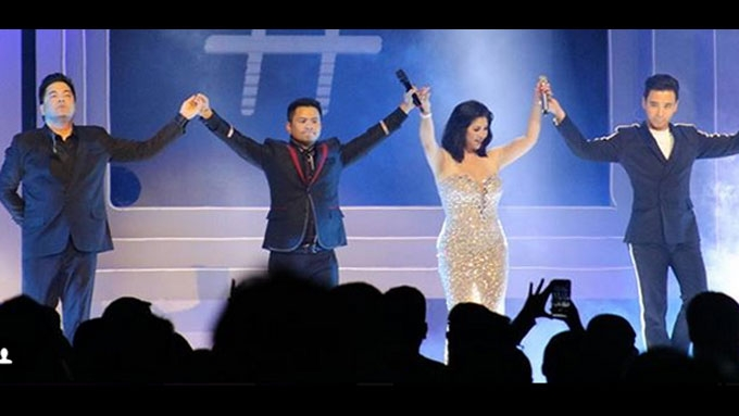 Regine Velasquez jokes about reason for staying with GMA-7