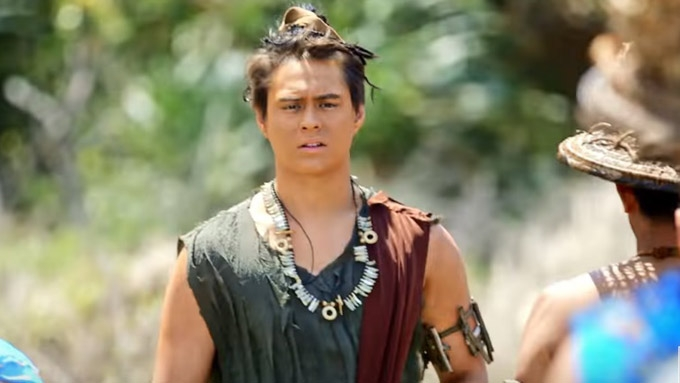 Enrique Gil reacts to <em>Bagani</em> being compared to <em>Encantadia</em>