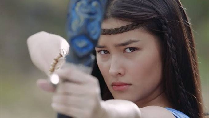 Liza Soberano defends herself from bashers over <em>Bagani</em> role