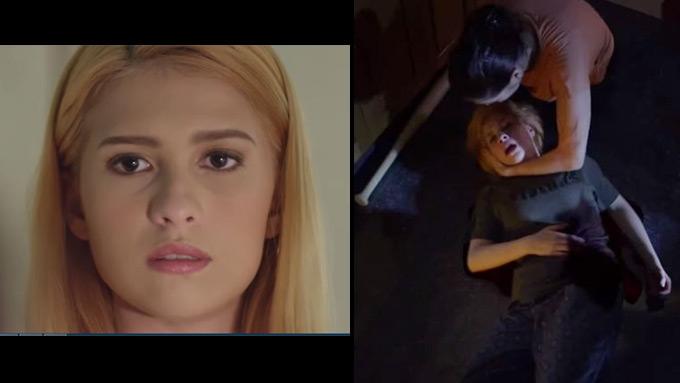 Tippy Dos Santos opens up on rape scene for <em>Abomination</em>