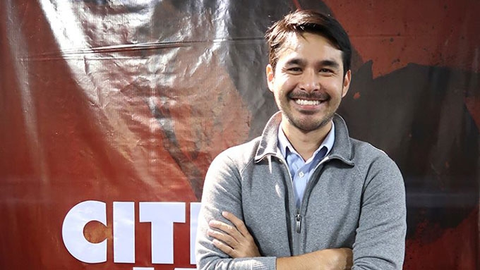 Atom Araullo stands by Marcos references in <em>Citizen Jake</em>