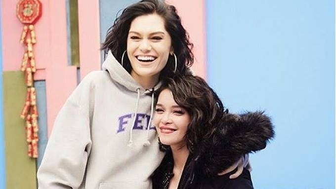 KZ Tandingan recalls bonding moments with Jessie J