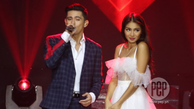 James and Nadine take on daring roles in <em>Never Not Love You</em>