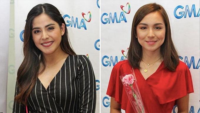 Former ABS-CBN, TV5 stars join GMA Artist Center