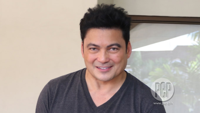 Gabby Concepcion keeps mum on Sharon Cuneta's tirades