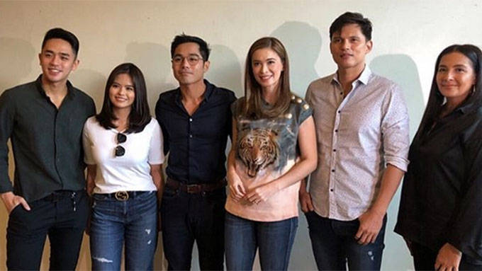 Sunshine Cruz top-bills first GMA-7 teleserye