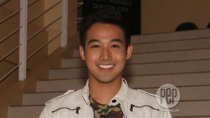 Ken Chan mentions downside of having a showbiz girlfriend