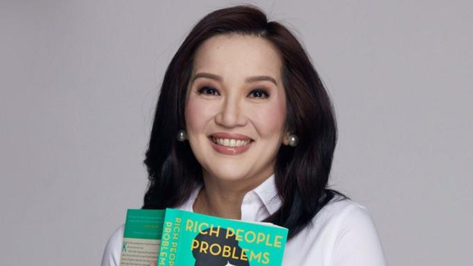 Kris Aquino confirms princess role in <em>Crazy Rich Asians</em>