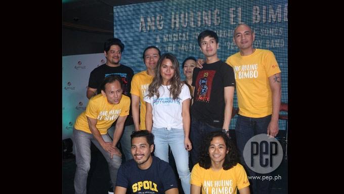 SNEAK PEEK: <em>Ang Huling El Bimbo</em> musical using E-heads songs