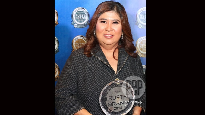 Jessica Soho bags Reader's Digest Hall of Fame award