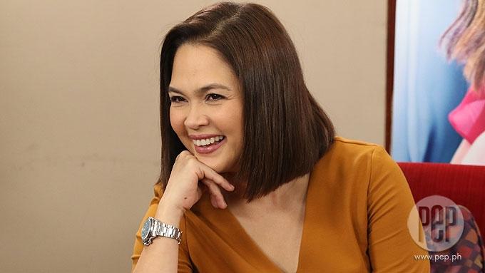 Judy Ann Santos confirms teleserye comeback after 5 years