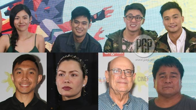 PEP Guide to Cine Filipino 2018