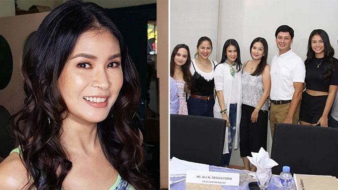 Gelli de Belen returns to GMA-7 after 7 years