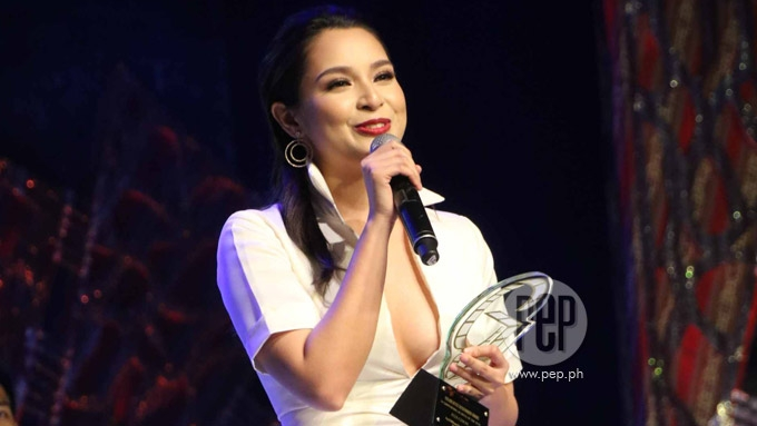 Ryza on ABS-CBN: