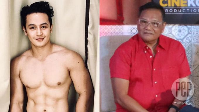Joel Lamangan, Kevin to do daring scenes in Cinemalaya entry