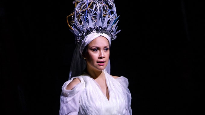 Lea Salonga wins in Theater Fans' Choice Awards