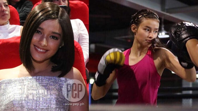 This is how Liza Soberano is training for Darna