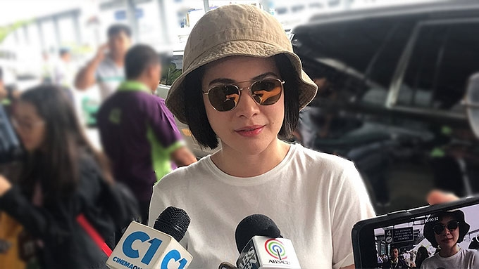 Bea Alonzo cuts hair for new movie with Aga