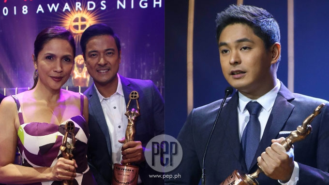 Blooper spoils FAMAS 2018; Agot and Allen lead winners
