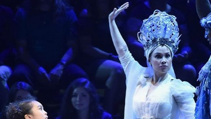 Lea Salonga performs at the Tony Awards for the 4th time