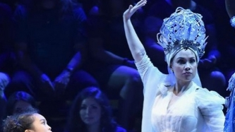 Lea Salonga performs with <em>Once On This Island</em> cast at Tony Awards