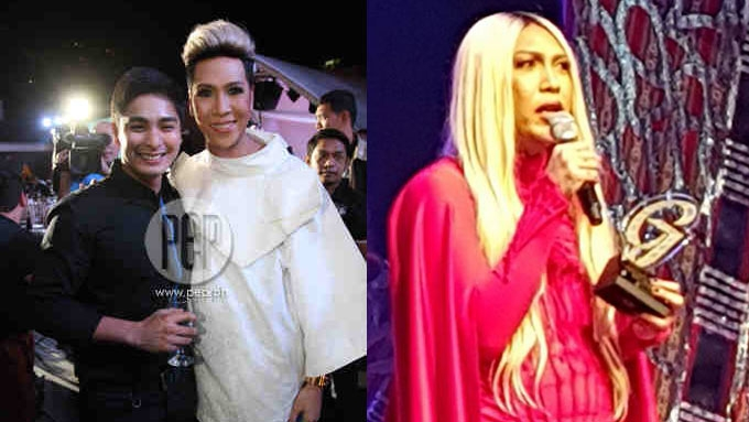 Does Vice Ganda support Coco's team-up with Vic Sotto?