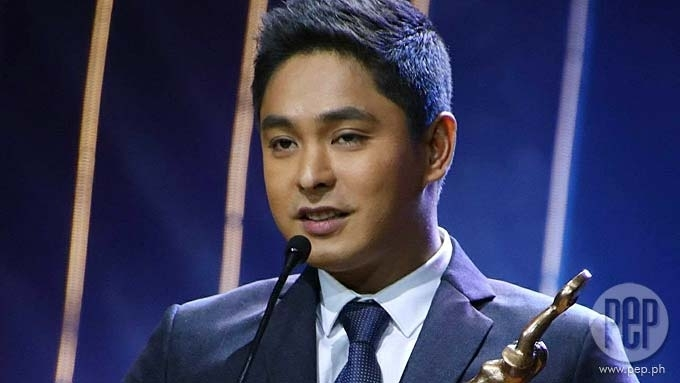 Coco Martin shows full support for comebacking actors
