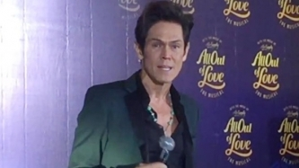 Fil-Australian MiG Ayesa says performing Air Supply songs stopped him from stuttering