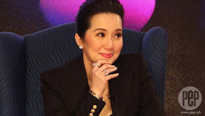 Kris Aquino explains why she cannot have an ABS-CBN TV show