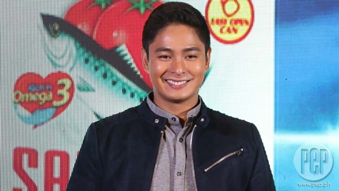 Who will be Coco Martin's leading lady in Vic Sotto film?