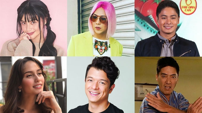 The first four entries of MMFF 2018 are...