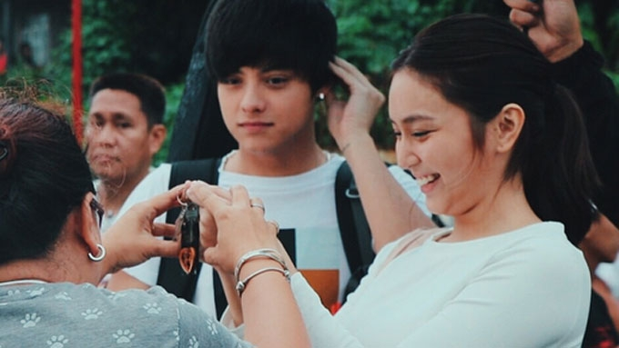 KathNiel to have kissing scene in<em> The Hows of Us</em>