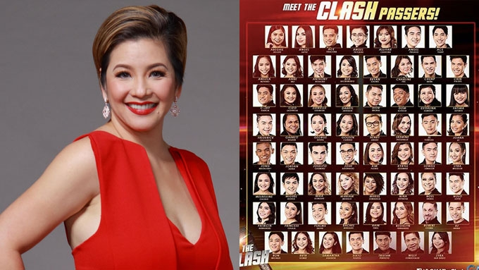 Regine reacts to ABS-CBN contestants joining GMA's The Clash