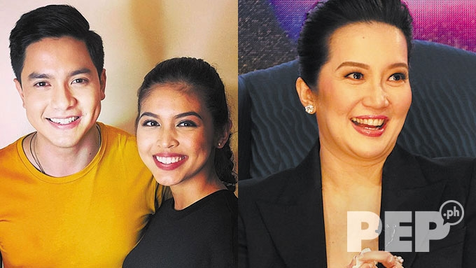 Kris Aquino reveals GMA-7 stars she wants to work with
