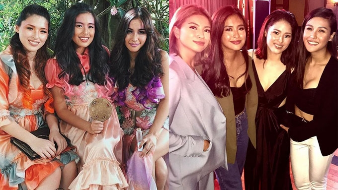 Kylie reunites with Encantadia 2016 costars for this project