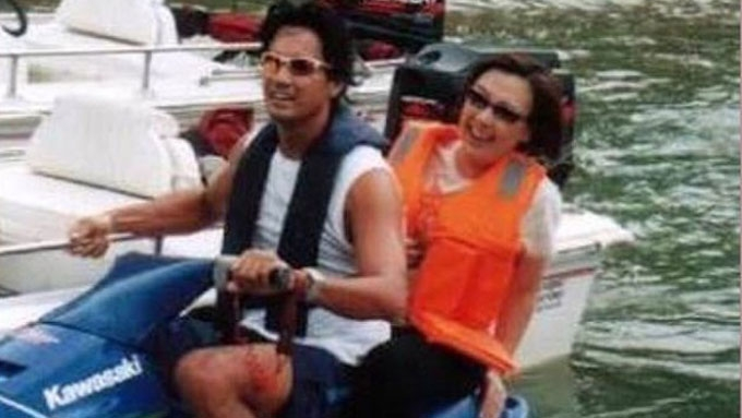Did Sharon Cuneta just confirm her movie with Richard Gomez?