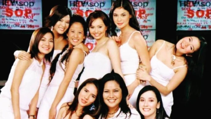 Remember when Anne Curtis was part of GMA-7's <em>SOP</em>?