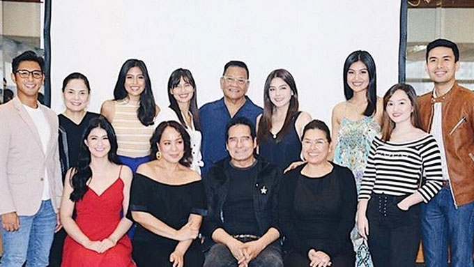 Jasmine Curtis-Smith gets first GMA-7 teleserye
