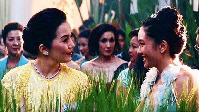 Kris Aquino gives sneak peek of her <em>Crazy Rich Asians</em> scene
