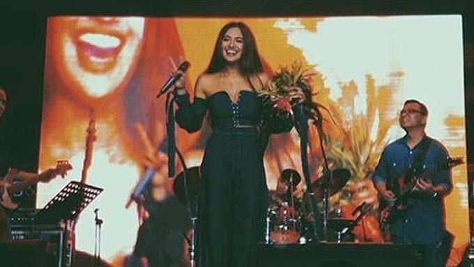 Julie Anne includes song for boyfriend Ben Alves in album