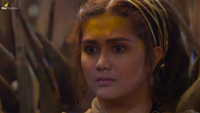 Dimples Romana downplays criticisms about her Babaylan role