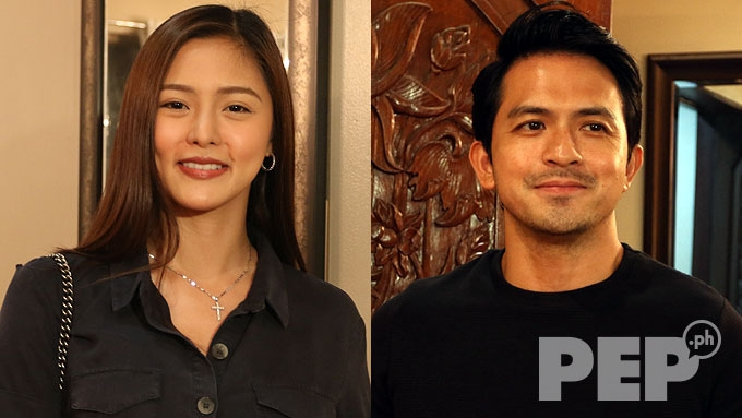 Kim Chiu works with GMA-7 leading man for the first time