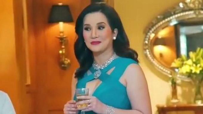 Kris Aquino considered a