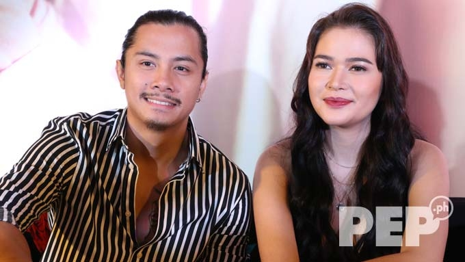 Bela Padilla, JC Santos not in favor of love team tag