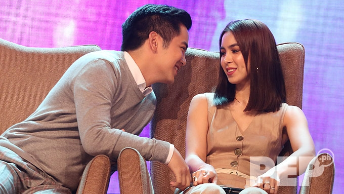 Here's why Julia agrees to do intimate scenes with Joshua